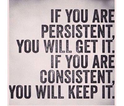 Persistent&Consistent