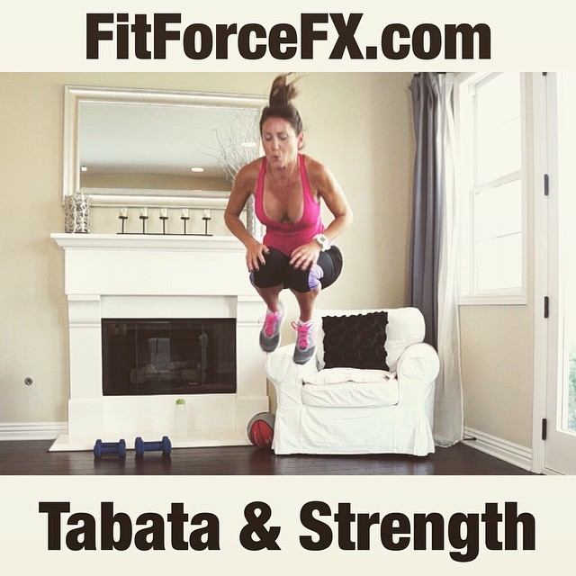 Happy Monday, everyone! It's a new week and a fresh opportunity to reach for our goals and do our bodies good. New workout is up! This one is a Tabata and strength workout - super effective and efficient...and dare I say, fun?! Link in bio. Follow me on YouTube and FB for workouts, health & fitness tips, and yummy healthy recipes.  #workout #weightloss #workoutvideo #weightlossjourney #fit #fitfam #fitspo #fatloss #fitgirl #fitness #FitForce #fitmamma #fitmommy #fitjourney #fitnessgoals #fitnessjourney #fitnesslifestyle #fitnessmotivation #mightygirl #muscle #motivation #mondaymotivation #tabata #cardio #hiit #homeworkout #healthylifestyle #burningcalories #bodyafterbaby #burpees