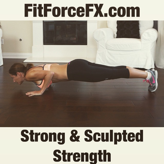A new strength workout is up!
