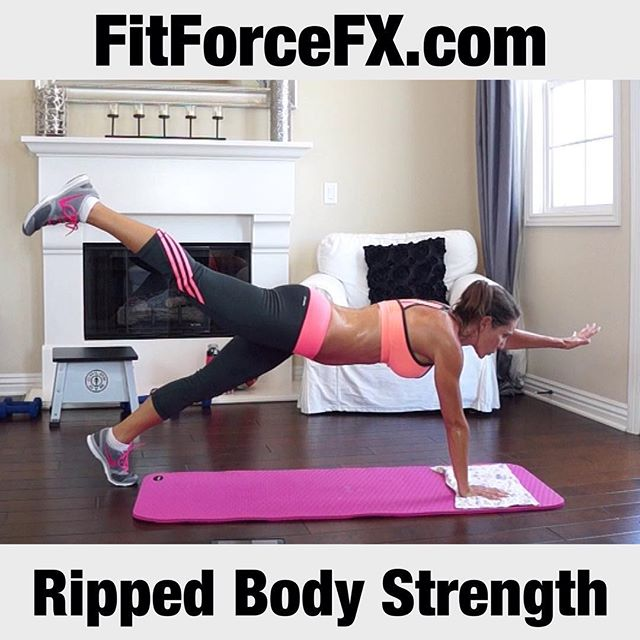 New workout is up!