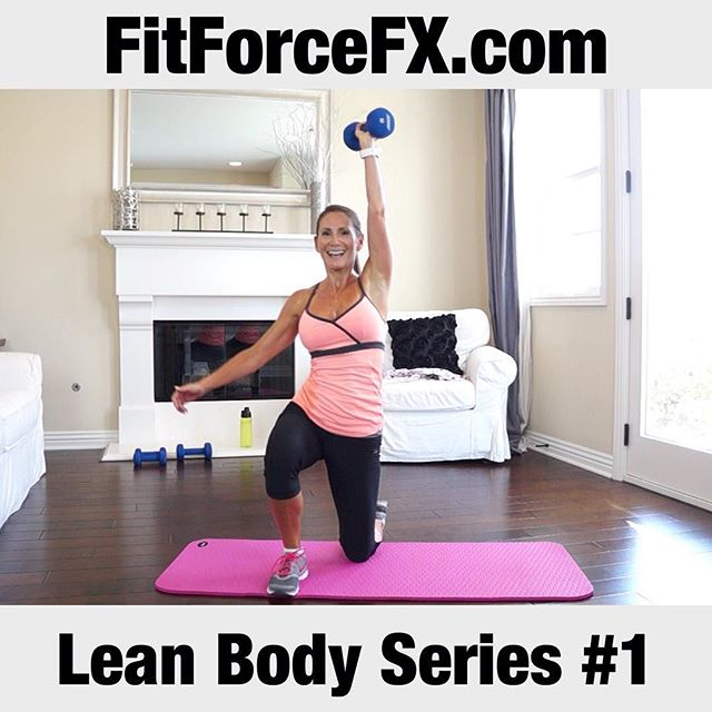 Very excited to release the first workout in my new Lean Body Series. This series will focus on fat burning and muscle toning. All the workouts in the series are high-intensity interval training workouts. All fitness levels can do this series - you can go at your own pace within the timed interval, as long as you are working at YOUR max effort. This series is designed to encourage fat burning and full body toning. It is meant to challenge your body and help you break through any plateaus. I hope you like it! As you progress through the series, let me know how you are doing. I love getting your workout photo check-ins! You can tag me on Instagram or Facebook, or send me an email.  Train. Nourish. Transform.  Follow me for workouts, fitness & health tips, motivation, & healthy recipes.  Website:  https://www.FitForceFX.com  Facebook: https://www.facebook.com/FitForceFX  YouTube: http://bit.ly/1LJYQzH Pinterest: https://www.pinterest.com/fitforcefx/  #fit #fitfam #fitspo #fatburn #fatloss #fitgirl #fitness #fitmamma #fitmommy #fitforcefx #leanbody #leanbodyseries #fitjourney #fitnessgoals #freeworkouts #fitnessjourney #workout #weightloss #workoutvideo #weightlossjourney #bikiniready #bodyafterbaby #hiit #Tabata #cardio #homeworkout #healthylifestyle #sweat