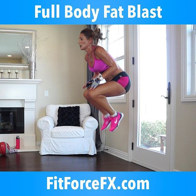 Happy Monday, everyone! Full Body Fat Blast is up! It's #13 in the Lean Body Series and it's another full-on fat blaster metabolism booster workout! Big-time after-burn effect with this one, guys! All levels can do this, just go at your own max pace. Are you ready? Let's absolutely kill this one! Click a picture of your sweaty self at the end of this workout and send it to me! I want to see your sweat equity pics!  The workouts in the Lean Body Series are for EVERYbody - men and women of all ages and fitness levels. No matter who you are, this series will get you shredded and breaking through plateaus! Repeat 1-3 times or combine with another workout from the Lean Body Series.  Don't forget to check in with me on Facebook and YouTube to say 'hi' and tell me how you're doing!  Train. Nourish. Transform.  Workouts, fitness & health tips, nutrition, & healthy recipes.  #fit #fitfam #fitmom #fitspo #fitgirl #fitness #fitnessaddict #fitlife #fitspiration #fitgirls #fitnessmotivation #fitchick #fitnessjourney #fitnessgirl #fitfluential #fitnesslifestyle #workout #weightloss #workoutvideo #weightlossjourney #bikinibody #bikiniready #bodyafterbaby #hiit #cardio #sweat #freeworkouts