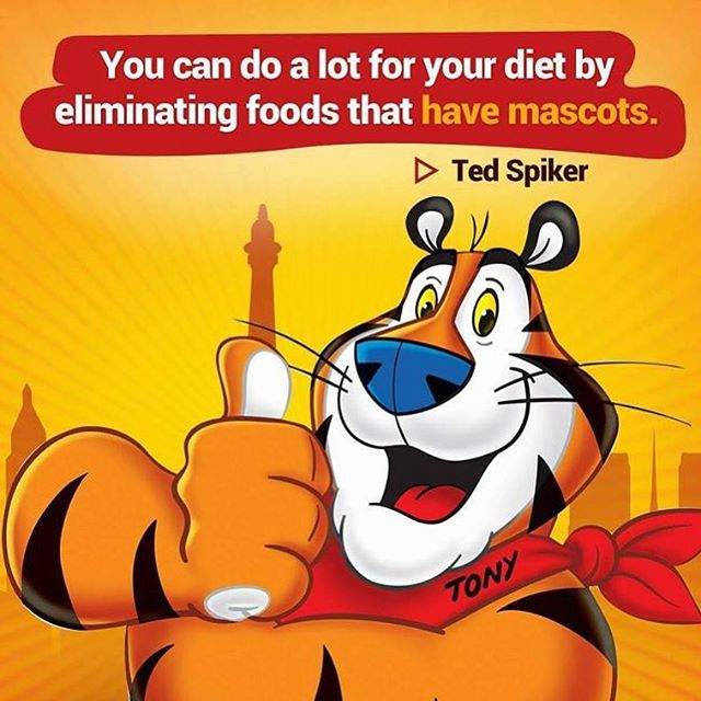 Sorry Snap Crackle & Pop, Trix the Rabbit, Toucan Sam, Capn' Crunch, Count Chocula, Colonel Sanders and Chef Boyardee you gotta go! Jolly Green Giant, Chiquita Banana lady, and Quaker oaty guy you can stay.  Train. Nourish. Transform. FitForceFX  For free workouts, fitness & health tips, motivation & healthy recipes follow me on YouTube (link in bio), Facebook, and here on Instagram.  #fit #fiber #fitfam #fitspo #fatburn #fatloss #fitgirl #fitness #fitmamma #fitmommy #fitjourney #fitnessgoals #freeworkouts #fitnessaddict #fitnessjourney #eatclean #eatcleantraindirty #cleaneating #bikinibody #bikiniready #bodyafterbaby #healthylifestyle #healthydiet #weightloss #weightlossjourney #weightlossmotivation