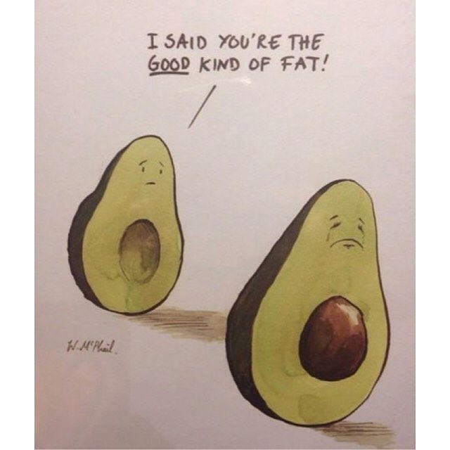 Food is medicine. So is laughter. So here is something to make you laugh. Now go eat 1/4 of an avocado! ;-) Have a great day, everyone.  Train. Nourish. Transform. FitForceFX  Workouts, fitness & health tips, motivation, & healthy recipes.  #fit #fitfam #fitspo #fatburn #fatloss #fitgirl #fitness #fitmamma #fitmommy #fitjourney #fitnessgoals #flexiblediet #freeworkouts #fitnessaddict #fitnessjourney #bikiniready #bodyafterbaby #iifym #instafit #cleaneating #eatclean #eatcleantraindirty