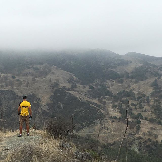 ❤️ Sometimes it's foggy at the top but the hard journey up the hill makes you stronger and is always worth it.  #fit #fitfam #fitmom #mtb #mtblife #cardio #health #happiness #fitspo #fitbody #fitnessgirl #fitnesslife #workout #weightloss #bodyafterbaby #trek