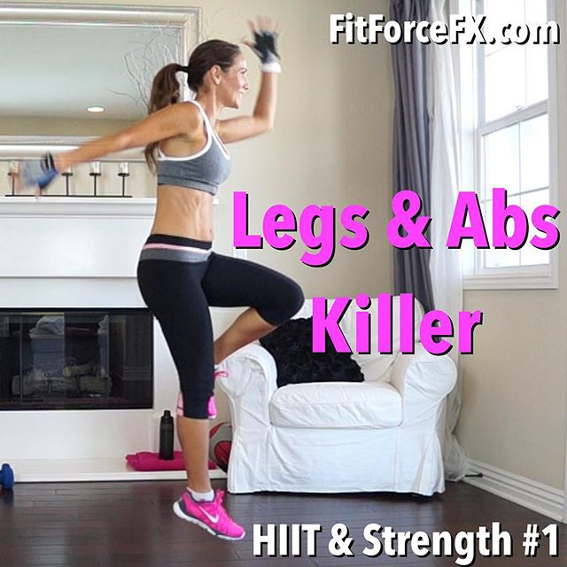 Hi everyone and happy Monday! The first workout of my new series is now posted! It's a legs & abs killer with both fat burning cardio and muscle sculpting strength. I hope you like it and follow along with the new series! We're going to have lots of fun with it! :-) The FitForceFX HIIT & Strength Series is designed to shred fat, define muscle, and improve your endurance and stamina. I want you to push yourself for the duration of each workout. Remember that you get what you put in, and you are stronger than you think. Challenge yourself and you will see results with this! Follow along with the Fitness As A Lifestyle Challenges, given each week on my Fit Hits videos, to incorporate healthy diet and lifestyle habits to supplement your hard work and help you reach your goals.  Don't forget to check in with me on Facebook and YouTube and tell me how you're doing!  Each workout in the HIIT & Strength series will have a HIIT (or Tabata) component combined with a strength component. The workouts in this series will range from 30-45 minutes, plus you will need to warm up on your own and cool down on your own, so plan on a 45-60 minute workout. I purposely do not film my workouts with a warm up or a cool down so that it's easier for you to combine them, if you wish.  Most workouts are designed to be stacked. 🌟🌟Join me on Facebook and Youtube (link in bio) for workouts, fitness & health tips, motivation, & healthy meal planning. 🌟🌟 Train. Nourish. Transform.  #fit #fitfam #fitmom #fitspo #fitbody #fitness #getfit #fitnessaddict #fitnessmodel #fitlife #fitgirl #fitnessmotivation #fitchick #fitnessjourney #fitnessfreak #stayfit #fitfluential #fitnesslifestyle #fitforlife #gettingfit #fitsporation #workout #weightloss #workoutvideo #weightlossjourney #fitforcefx #bodyafterbaby #hiit #tabata #burnfat