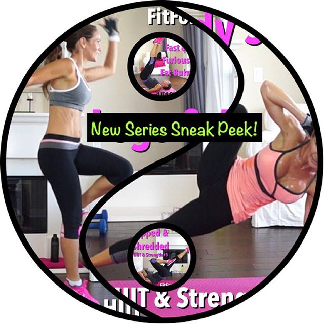 Sneak peek! New FitForceFX workout series dropping Monday! This series will shred fat, define muscle, and improve your endurance and stamina. I think you guys are going to like it! 💦💪 Join me on Facebook and YouTube (link in bio) for workouts, fitness & health tips, motivation & healthy meal planning.  Train. Nourish. Transform.  #fit #fitfam #fitmom #fitspo #fitbody #fitness #getfit #fitnessaddict #fitlife #fitgirl #fitchick #fitnessjourney #igfit #fitnessfreak #stayfit #fitfluential #fitnesslifestyle #fitforlife #gettingfit #workout #weightloss #workoutvideo #weightlossjourney #burncalories #bodyafterbaby #hiit #cardio #tabata #strongissexy