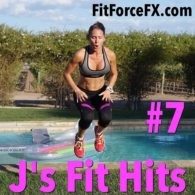 J's Fit Hits is back this week with more fit tips, hits, and Q&A! I'm also giving us a new FITNESS AS A LIFESTYLE CHALLENGE for the coming week. It's one that REALLY helps me stay on track with my goals! I hope you're still going strong with the challenges from past weeks, as these challenges are meant to be continued as work-in-progress until they are ingrained in our lifestyle and come effortlessly. :-) Please stop by and say 'hello' and and let me know how you're doing. Send me any questions you want answered in the Q&A.  Join me on YouTube (link in bio), Facebook, Pinterest, and my website for workouts, fitness & health tips, and easy healthy meal planning.  Train. Nourish. Transform.  Fit Wear: 👚 @marika_clothing 👖@champion  #fit #fitfam #fitmom #fitspo #fatburn #fitbody #fitness #fitnessaddict #fitnessjourney #fitnessmotivation #fitnessfreak #fitspiration #getfit #fitgirl #fitchick #fitlife #stayfit #fitforlife #bodyafterbaby #burpees #fitnesstips #weightloss #weightlossjourney #eatclean #eatcleantraindirty