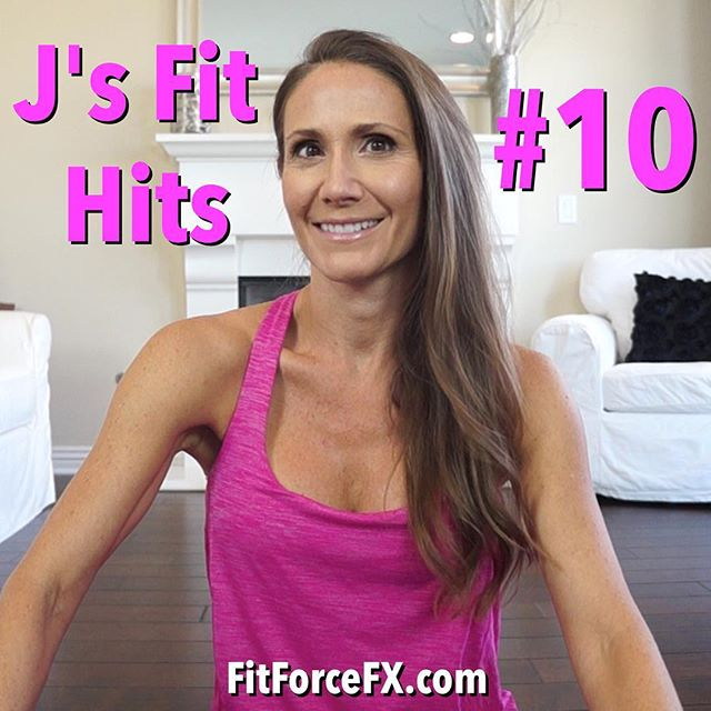 This week on J's Fit Hits, I share one of my MOST favorite Fit Hits of all time! I seriously LOVE this thing! Everyone can benefit from using it. I also answer questions regarding my weekly fitness routine and give us a new FITNESS AS A LIFESTYLE CHALLENGE. Episode 10 is now up on my YouTube channel (link in bio). Please stop by and say 'hello' and and let me know how you're doing. Send me any questions you would like answered in the Q&A. ~J  Workouts, fitness & nutrition tips, healthy comfort food hacks & motivation. Join me on YouTube (link in bio), Facebook & Pinterest.  Train. Nourish. Transform.  Fit Wear: 👚@lululemon  #fit #fitfam #fitmom #fitspo #fitbody #fitnesslife #fitness #gettingfit #fitnessmotivation #fitgirl #getfit #fitnessjourney #fitnessaddict #fitlife #fitspiration #fitnessfreak #Workout #weightloss #bodyafterbaby #hiit #strongisthenewskinny #FitForceFX #fitnesstips #hiit #healthylifestyle