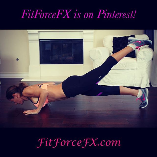 I now have a Pinterest account for you to more easily save the FitForceFX healthy comfort food hack recipes, meal ideas, & fitness tips and tricks! Search FitForceFX on Pinterest and let's connect!  Train. Nourish. Transform.  Workouts, fitness & nutrition tips, healthy recipes & meal-planning. Join me on YouTube, Facebook & Pinterest.  Fit Wear: 👚@kyodanactive 👖@champion 👟@nikewomen  #fit #fitfam #fitmommy #fitmom #fitspo #fitbody #fitness #gettingfit #fitnessmotivation #getfit #fitgirl #fitnessaddict #fitlife #fitnessjourney #fitspiration #Workout #hiit #healthyeats #bodyafterbaby #homeworkout #eatclean #eatcleantraindirty #yogalove #cleaneating #pinterest #itallstartshere