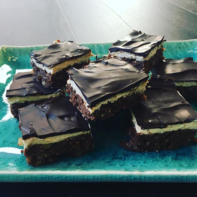 The impossible has been accomplished! I just created a delicious healthy Protein Nanaimo Bar! No added sugar, sweeteners or fat! I didn't even have to sell my soul to the devil to do it…though it tastes like I did! Nanaimo bars are my favorite Canadian dessert. This little bit of black magic just won a spot in the FitForceFX cookbook!  Workouts, fitness & nutrition tips, healthy recipes & meal-planning. Join me on YouTube (link in bio), Facebook, & Pinterest.  Train. Nourish. Transform.  #fit #fitfam #fitmom #fitspo #fitmommy #fitbody #fitnesslife #fitness #gettingfit #fitnessmotivation #fitnessaddict #fitlife #fitnessjourney #fitspiration #fitchicks #fitnessfreak #fitfood #fitfluential #eatclean #eatcleantraindirty #cleaneating #comfortfood #weightlossjourney #weightloss #protein #lowfat #lowsugar #healthyfoodporn #healthyrecipes #BPIrecipes