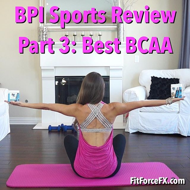 Hi All. The review for the third and final BPI Sports product I tested is now up. If you are interested in BCAAs to aid muscle recovery and help retain lean muscle (especially if you do a lot of cardio) you may find this review useful. It's worth mentioning again that no supplements are necessary to reach our goals. Nothing ever replaces hard work and consistency. 💪💦😘 -J  Workouts, fitness & nutrition tips, healthy comfort food hacks & motivation. Join me on YouTube (link in bio), Facebook, & Pinterest.  Train. Nourish. Transform.  Fit Wear: 👚@lululemon 👖@fabletics  #fit #fitfam #fitmom #fitspo #fitbody #fitnesslife #fitness #gettingfit #fitnessmotivation #fitgirl #getfit #fitnessjourney #fitnessaddict #fitlife #fitspiration #fitnessfreak #Workout #weightloss #bodyafterbaby #hiit #strongisthenewskinny #bpi #bcaa #strongisthenewskinny