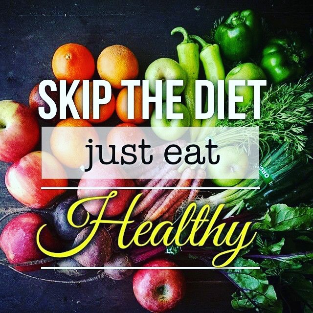 There is no diet that will do what eating healthy does. Skip the