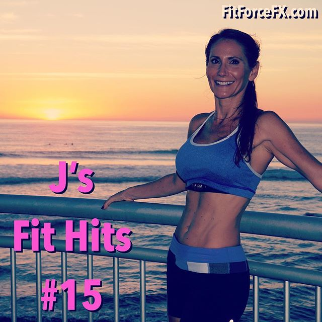 A new J's Fit Hits has been posted! I share a couple more of my favorite tools that really help you feel better, perform better & reach your goals faster. There is also a new Fitness As A Lifestyle Challenge that is very simple...but don't let that simplicity fool you. This is a very effective tactic that makes a big difference in having a fit lifestyle.  Workouts, fitness & nutrition tips, healthy comfort food recipes. Join me on YouTube (link in bio), Facebook, Twitter & Pinterest!  Train. Nourish. Transform.  #fitnesstips #fitlifestyle #TeamFitForceFX