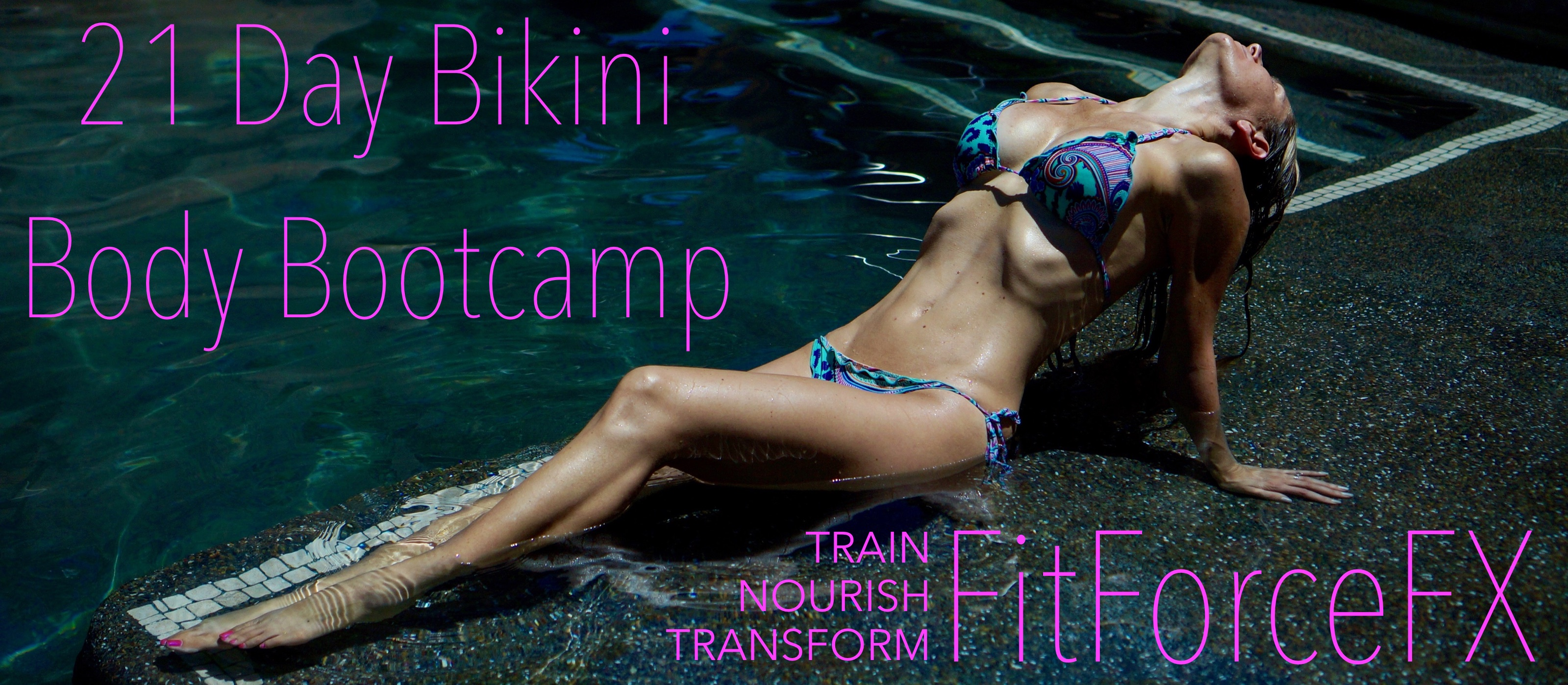 21 Day Bikini Body Bootcamp • Week 1